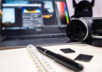 Initiation au Motion design et à la retouche vidéo