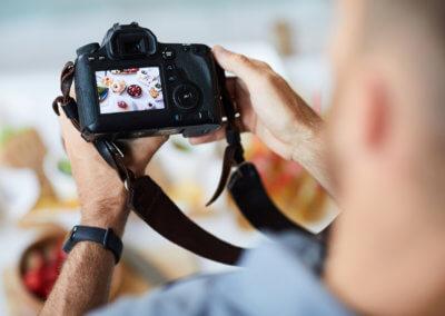 Initiation à la prise de vue vidéo