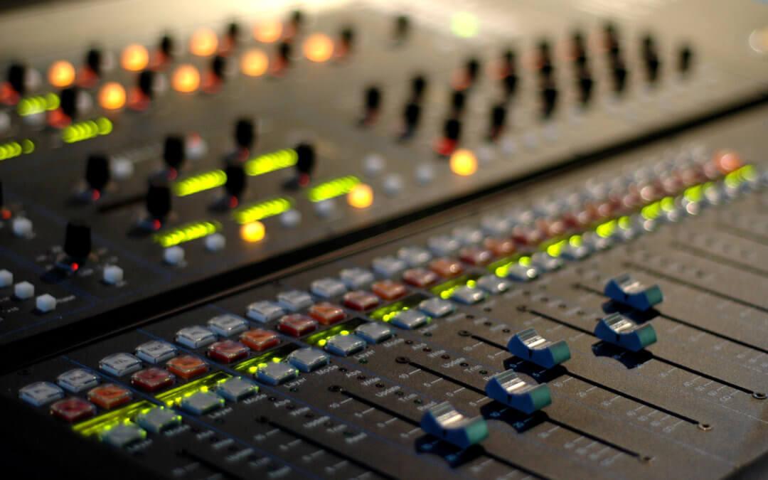 La prise de son et le mixage