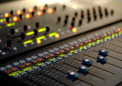 Initiation à la prise de son et au mixage