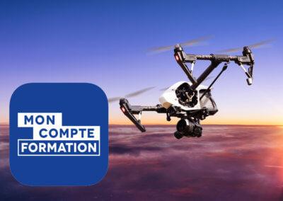 FORMATION CERTIFIANTE : Piloter un drone dans le secteur du Média et de la Communication