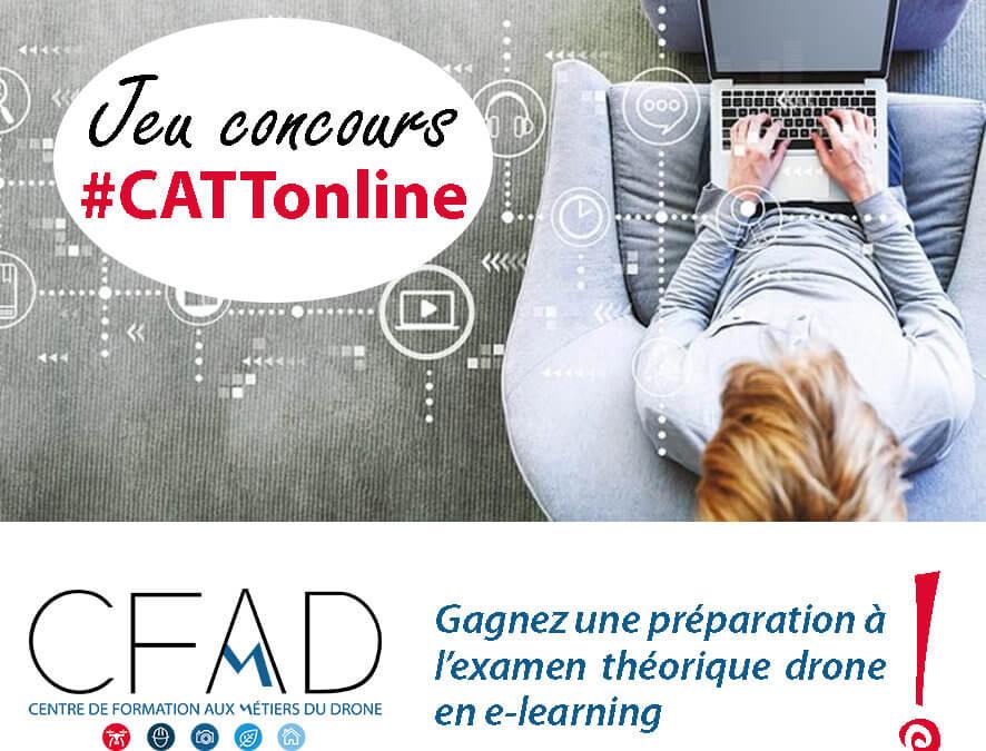 Jeu concours #CATTonline
