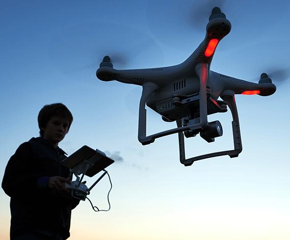 Télépilote de drone pratique catégorie OPEN/OUVERTE